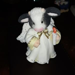 Mary moo moos. May god shine light on moo collecta